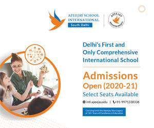 Apeejay School International – South Delhi