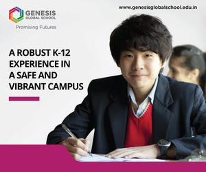 Genesis Global School Delhi